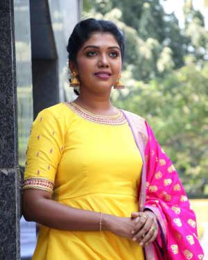Riythvika Photos at Nethra Movie Press Meet   Picture 1628611