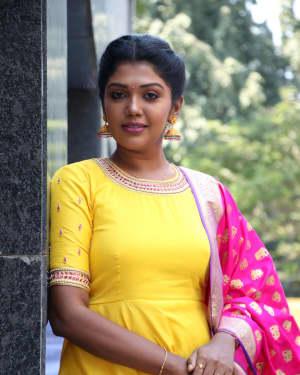 Riythvika Photos at Nethra Movie Press Meet   Picture 1628606