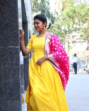 Riythvika Photos at Nethra Movie Press Meet   Picture 1628604