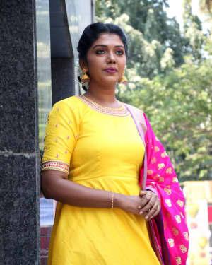 Riythvika Photos at Nethra Movie Press Meet   Picture 1628610