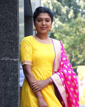 Riythvika Photos at Nethra Movie Press Meet   Picture 1628612
