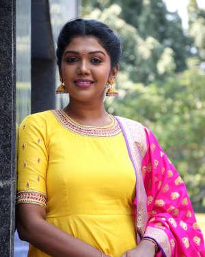 Riythvika Photos at Nethra Movie Press Meet   Picture 1628608