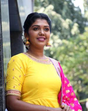 Riythvika Photos at Nethra Movie Press Meet   Picture 1628609