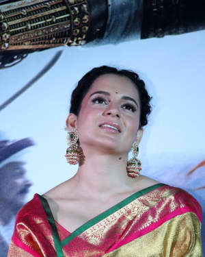 Kangana Ranaut Photos at Manikarnika Tamil Version Trailer Launch | 1619771