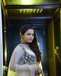 Actress Wamiqa Gabbi Photos during Godha Promotion Shoot | Picture 1524447