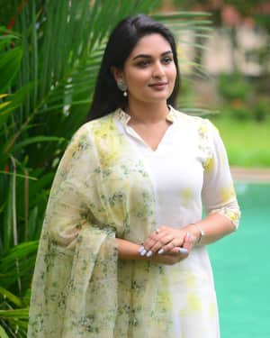 Actress Prayaga Martin Latest Photoshoot