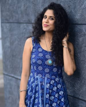 Actress Neha Iyer Latest Photos