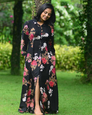 Actress Srinda Arhaan Latest Photoshoot