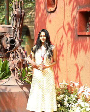 Actress Santhi Balachandran Latest Images | Picture 1556355