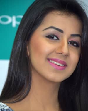 Acress Nikki Galrani during Oppo Phone Event Photos | Picture 1532955