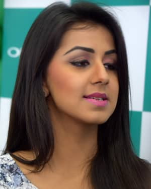 Acress Nikki Galrani during Oppo Phone Event Photos | Picture 1532945