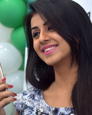 Acress Nikki Galrani during Oppo Phone Event Photos | Picture 1532940