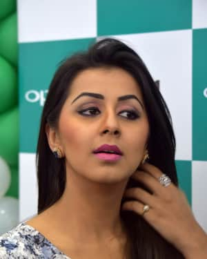Acress Nikki Galrani during Oppo Phone Event Photos | Picture 1532946