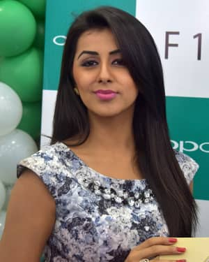 Acress Nikki Galrani during Oppo Phone Event Photos | Picture 1532953