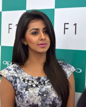 Acress Nikki Galrani during Oppo Phone Event Photos | Picture 1532942