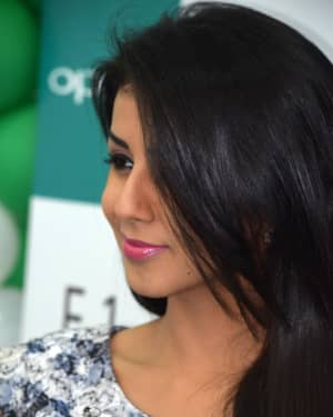 Acress Nikki Galrani during Oppo Phone Event Photos | Picture 1532939