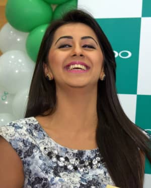 Acress Nikki Galrani during Oppo Phone Event Photos | Picture 1532951