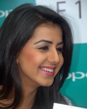 Acress Nikki Galrani during Oppo Phone Event Photos | Picture 1532952
