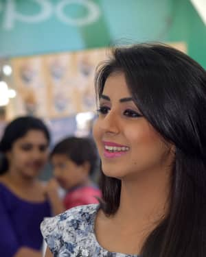 Acress Nikki Galrani during Oppo Phone Event Photos | Picture 1532934