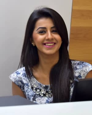 Acress Nikki Galrani during Oppo Phone Event Photos | Picture 1532957