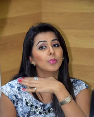 Acress Nikki Galrani during Oppo Phone Event Photos | Picture 1532958