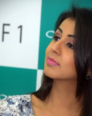 Acress Nikki Galrani during Oppo Phone Event Photos | Picture 1532950