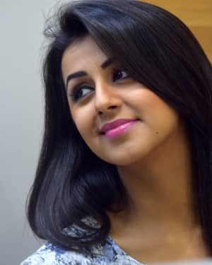 Acress Nikki Galrani during Oppo Phone Event Photos | Picture 1532960