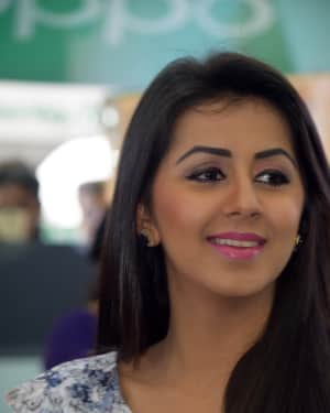 Acress Nikki Galrani during Oppo Phone Event Photos | Picture 1532933