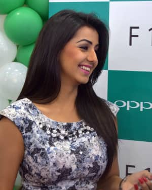 Acress Nikki Galrani during Oppo Phone Event Photos | Picture 1532956