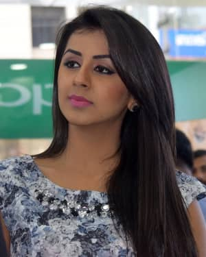 Acress Nikki Galrani during Oppo Phone Event Photos | Picture 1532929