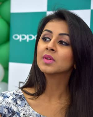 Acress Nikki Galrani during Oppo Phone Event Photos | Picture 1532944