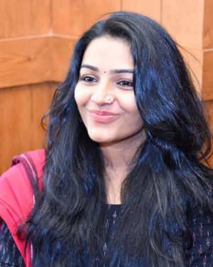 Actress Rajisha Vijayan Interview Photos