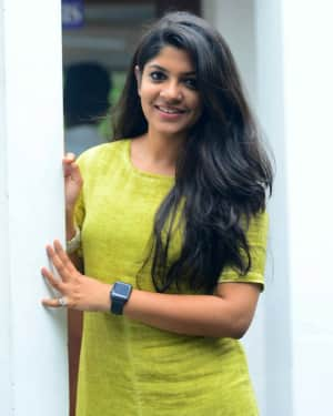 Actress Aparna Balamurali during Portfolio Shoot   Picture 1525627