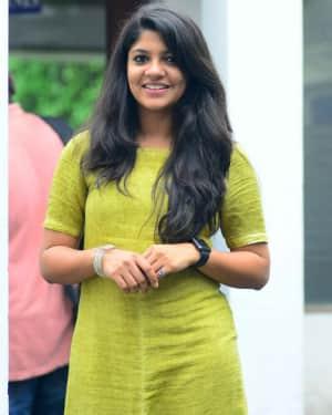Actress Aparna Balamurali during Portfolio Shoot   Picture 1525625