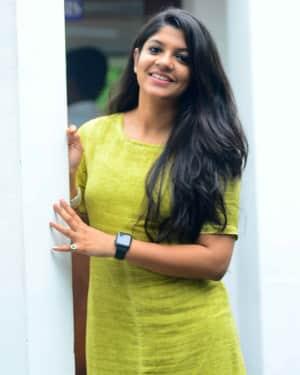 Actress Aparna Balamurali during Portfolio Shoot   Picture 1525629