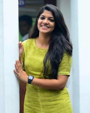 Actress Aparna Balamurali during Portfolio Shoot