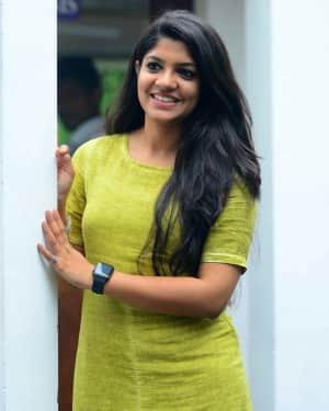 Actress Aparna Balamurali during Portfolio Shoot   Picture 1525630