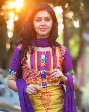 Actress Gayathri Suresh Portfolio Photoshoot | Picture 1525610