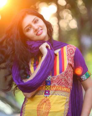 Actress Gayathri Suresh Portfolio Photoshoot | Picture 1525607