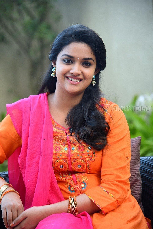 Actress Keerthy Suresh Unseen Photos-3802