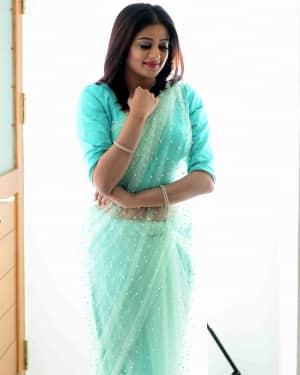 Actress Priya Mani Hot in Transparent Saree Photoshoot | Picture 1528085