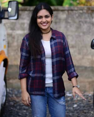 Actress Prayaga Martin during Portfolio Photoshoot Photos | Picture 1528908