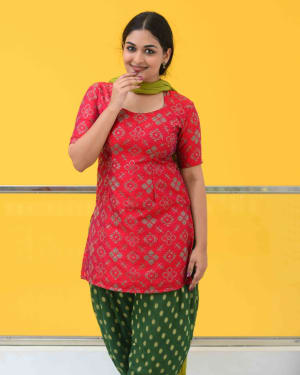Actress Prayaga Martin during Portfolio Photoshoot Photos | Picture 1528912