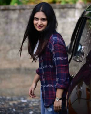 Actress Prayaga Martin during Portfolio Photoshoot Photos | Picture 1528902