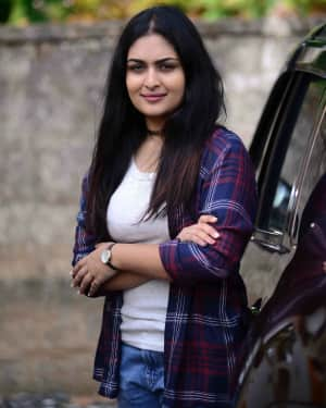 Actress Prayaga Martin during Portfolio Photoshoot Photos | Picture 1528904