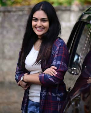 Actress Prayaga Martin during Portfolio Photoshoot Photos | Picture 1528905