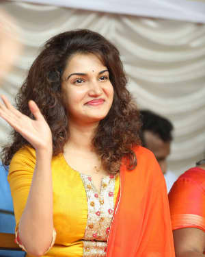 Actress Honey Rose at Pereppadan Gold Park Jewellery Showroom Event Photos