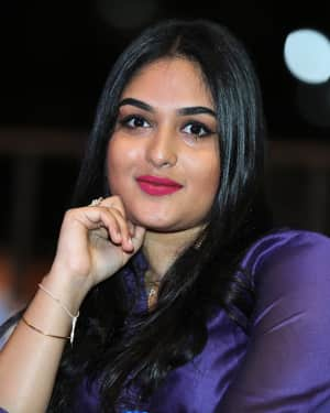Actress Prayaga Martin at School Anniversary Event Photos