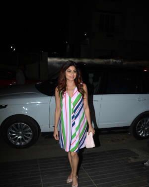 Shamita Shetty - Photos: Party for the launch of new single Teri Yaad