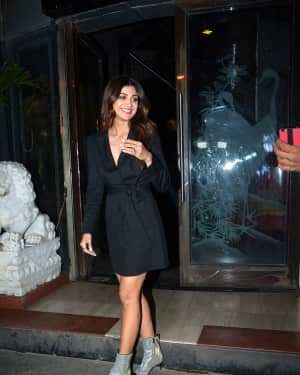 Shilpa Shetty - Photos: Party for the launch of new single Teri Yaad
